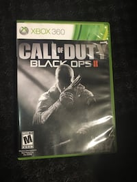 Xbox 360 call of duty black ops 2 Burrillville, 02839
