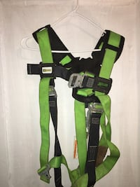 Miller Safwsy Safety harness & lsnyard