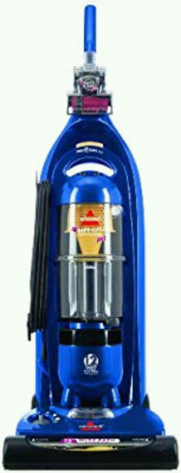 blue and gray water filter