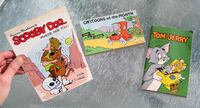 RARE VINTAGE COMIC STRIP / CARTOON BOOKS / SCOOBY DOO / TOM AND JERRY ALDEN