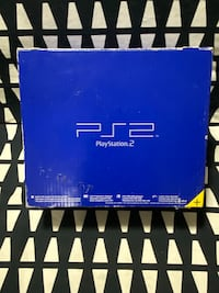 Playstation 2 PS2 Game System