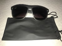 Occhiali da sole Black Ray-ban wayfarer Dragona, 00126
