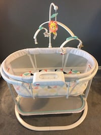 Fisher price bassinet Caledon, L7K 0A1