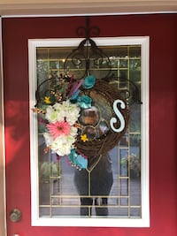 Custom wreath made to your specs.. these are examples of two Basye, 22810