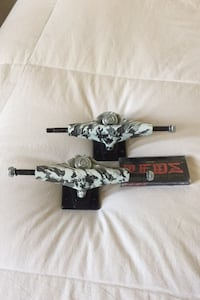 Zoo York Skateboard Trucks & Reds Bearings  Toronto, M2M 3T6