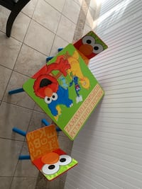 Cute table for toddlers Roy, 84067