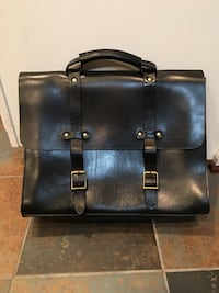 New Jackson Wayne Leather Briefcase Fairfax, 22033