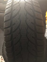215 65 16 Winter Tires Mississauga, L5A 1W8