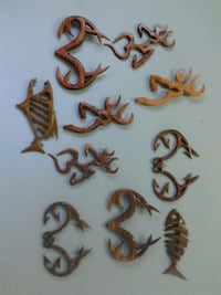 Hand carved wall art  Port Perry, L9L 1B4