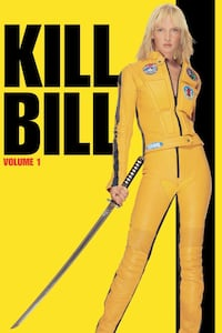 Kill Bill movie volume 1 and 2 29 km