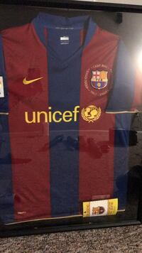 Barcelona signed jersey Chicago, 60623