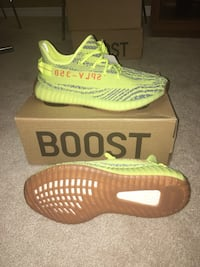 UA Semi Frozen V2 350 Yeezys Adidas boost shoes 551 km