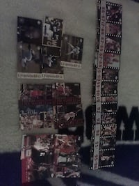 basketball trading card collection Bakersfield, 93305