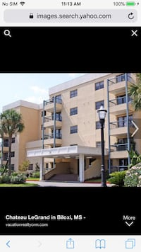 Time share For sale 2BR 2BA Biloxi