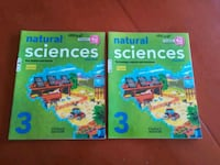 Natural Sciences Class Book Oxford 3° primaria  Cehegín, 30430