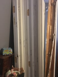 6 panel interior doors $50 for them all  Raleigh, 27615