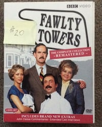 2009 Fawlty Towers Complete Set
