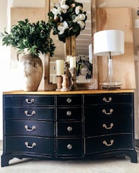 Black dresser -buffet  Stafford, 22554