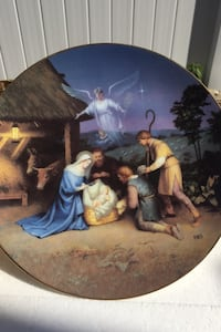 Adoration of. The Shepherds plate Bellmore, 11710