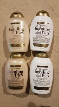 Brand new OGX 2 shampoos and 2 conditioners $20 for all 4 Mississauga
