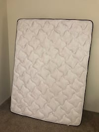 quilted white and gray mattress Grapevine, 75261