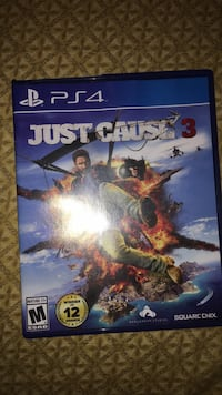 Just Cause 3 Bristow, 20136