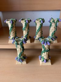 Candle Stick Holders / (Great for a Wedding ) Price per each. Goshen, 46526