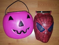 Halloween Pails or Buckets ($4 each) Mississauga
