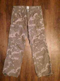 women's gray and white camouflage pants Frederick, 21702