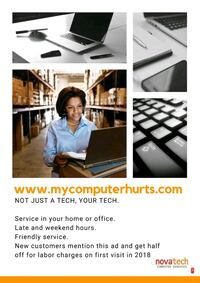 Network support services Penngrove, 94951