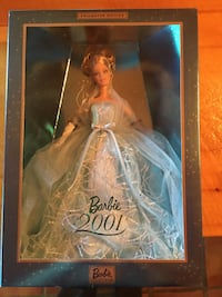 barbie 2001 collectors edition