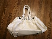 Women's handbags white leather Calgary, T3K 4M2