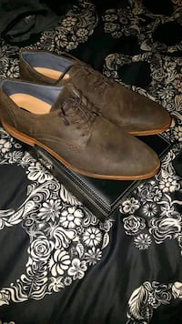 Rustic brown dress shoes  Aurora, L4G 4X4