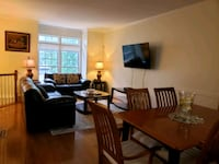 Townhouse For Rent in Center of Fairfax -3BR 3.5BA Fairfax