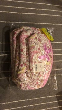 baby's pink and white floral bouncer Langley, V2Y 0L2