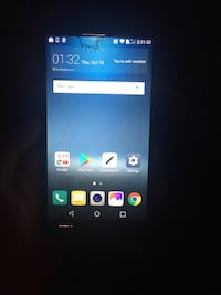 black Samsung Galaxy android smartphone Calgary, T2A 5T2