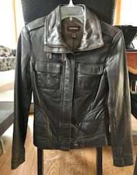 Womens Danier Leather Jacket St. Catharines