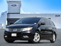 2011 Honda Odyssey Touring 3.5L MOONROOF NAVIGATION LEATHER REAR ENTE