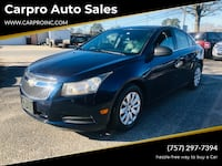 Chevrolet-Cruze-2011 Chesapeake