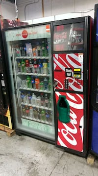 Drink vending machine fully working  30 km