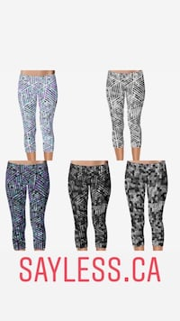 Inexpensive capri leggings tights