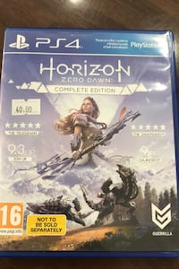 Horizon complete edition ps4 oyun Pamukkale, 20260