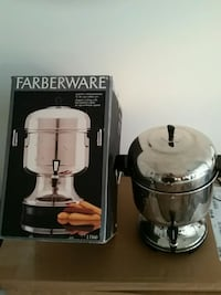 white and black KitchenAid stand mixer with box Freehold, 07728