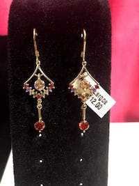 Colorful Earrings Chantilly