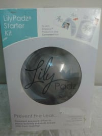 Lily Padz ReUsable Breast Pads New Sealed London