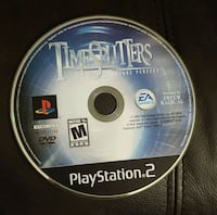 Time Splitters Future Perfect Playstation 2