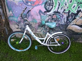 """26"""" cruiser ready to ride with back brakes $25"""