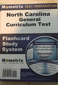 NC General Curriculum Test Flashcard Study System: Practice Questions & Exam Review for the NC General Curriculum Test Belmont, 28012