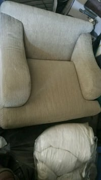 Couch & Ottoman - MUST SELL Rancho Cucamonga