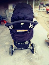 baby's black and gray stroller.detachable car seat Las Vegas, 89106